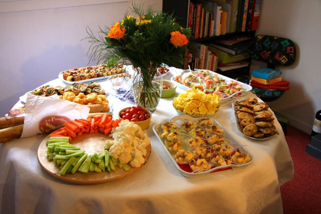 idee recette buffet Maman est dans la cuisine » Idées de buffet idee recette buffet
